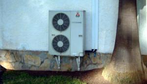 Luft-luft värmepump
