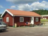 Bakarstugan i Ransbysätter. Här har vi ordnat vatten, sanitetsarmatur & avloppsdistribution via egna brunnar.