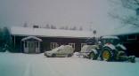 Villa i Ekshärad med garage & kulvertvärmesystem